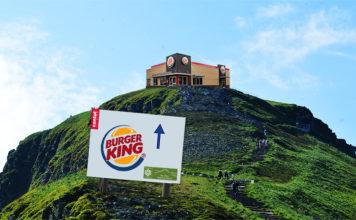 Ouverture d'un Burger King au Puy Mary dans le Cantal