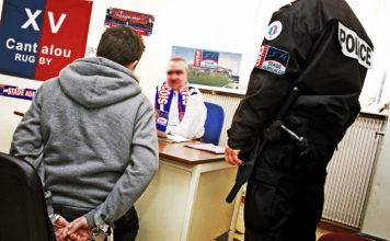 Interrogatoire du cantalien par des policiers totalement Impartiaux
