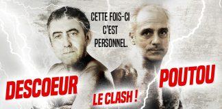 Vincent Descoeur et Philippe Poutou