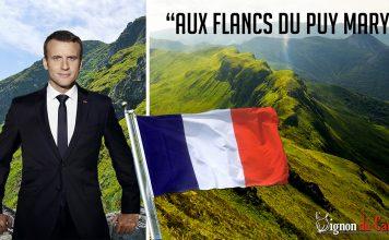 """Pour que """"Aux flancs du Puy Mary"""" devienne l'hymne national"""