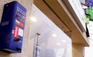 Un distributeur de préservatifs volé à Saint-Flour