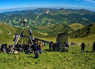 L'équipe de Game of Thrones en tournage dans le Cantal