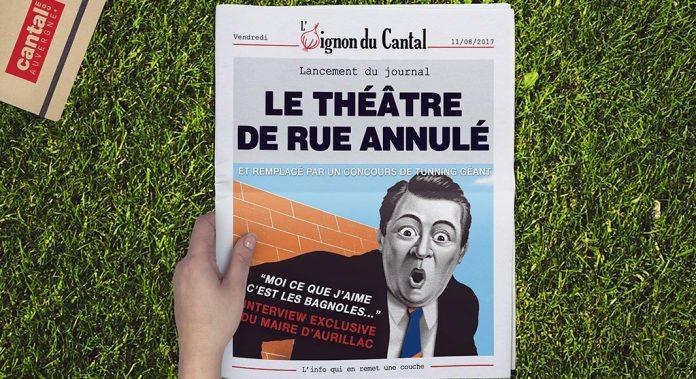 L'Oignon du Cantal désormais en journal papier