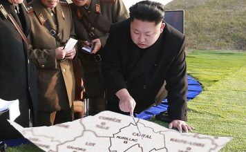 "Kim Jong Un menace de ""rayer de la carte"" le Cantal"