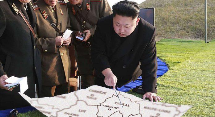 Kim Jong Un menace de