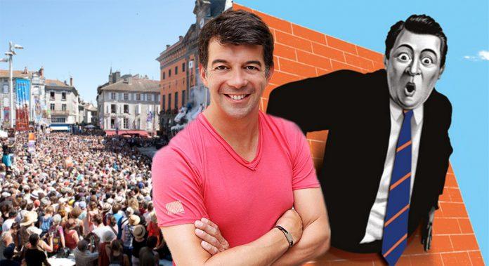 Stephane Plaza jouera au théâtre de rue d'Aurillac