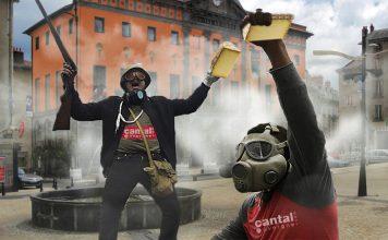 Une promotion sur le Cantal crée des émeutes à Aurillac