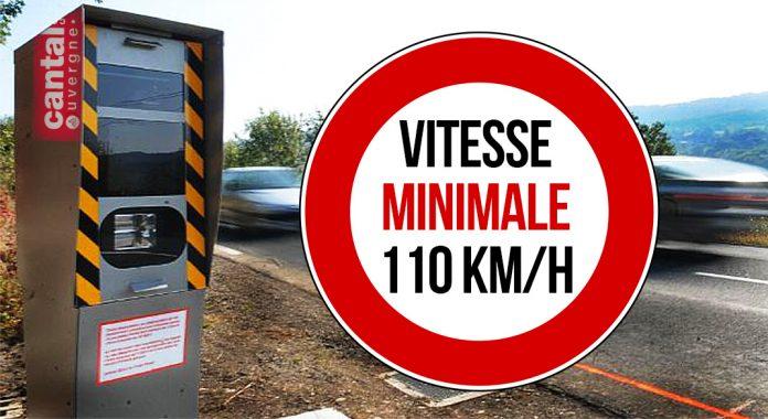 Cantal : Des radars anti-lenteur installés dans tout le département