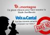"""Les journaux """"La Montagne"""" et """"La Voix du Cantal"""" pris en flagrant délit de «fake news»"""